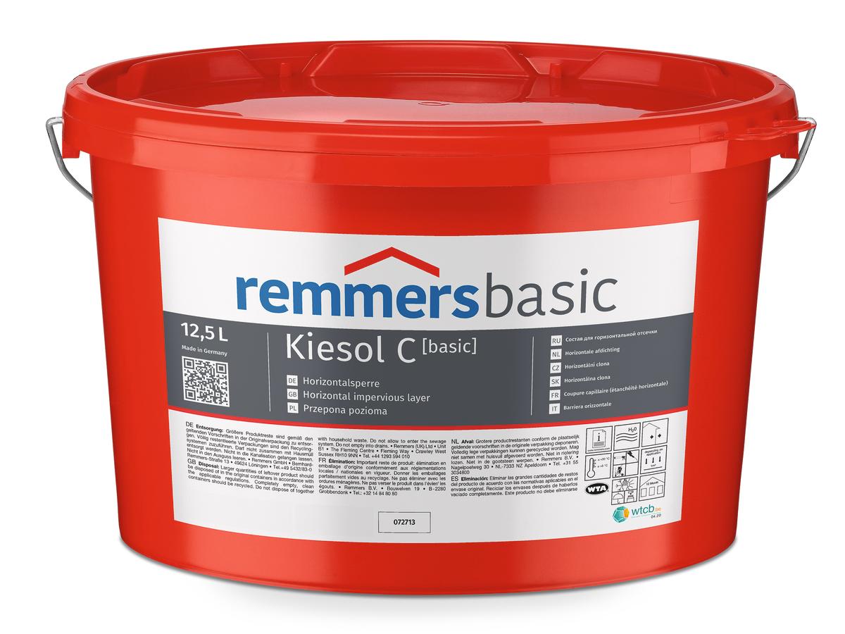Beste Kiesol C [basic] | Remmers | Innovative Produktsysteme für Bau JU-16