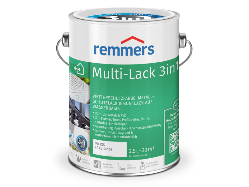 Multi Isolierlack 3in1