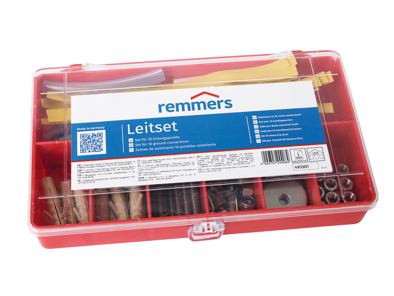 Remmers Conduction Kit