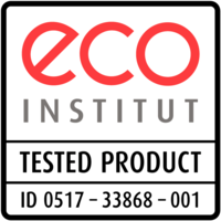 ECO Institut, Tested Product, ID 0517-33868-001