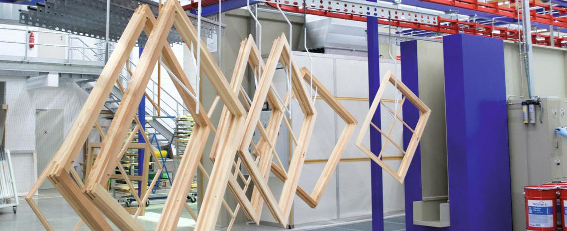 Powłoki do okien i elementów drewnianych | Remmers Site