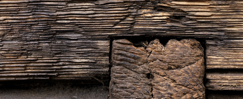 Aged weathered wood texture