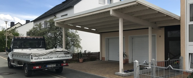 Carport, Konradsreuth