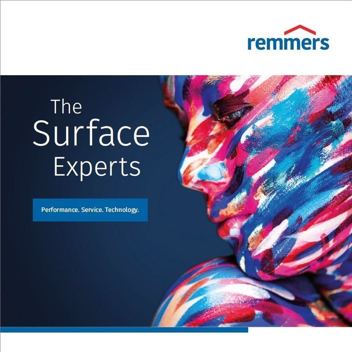 Frontseite The Surface Experts